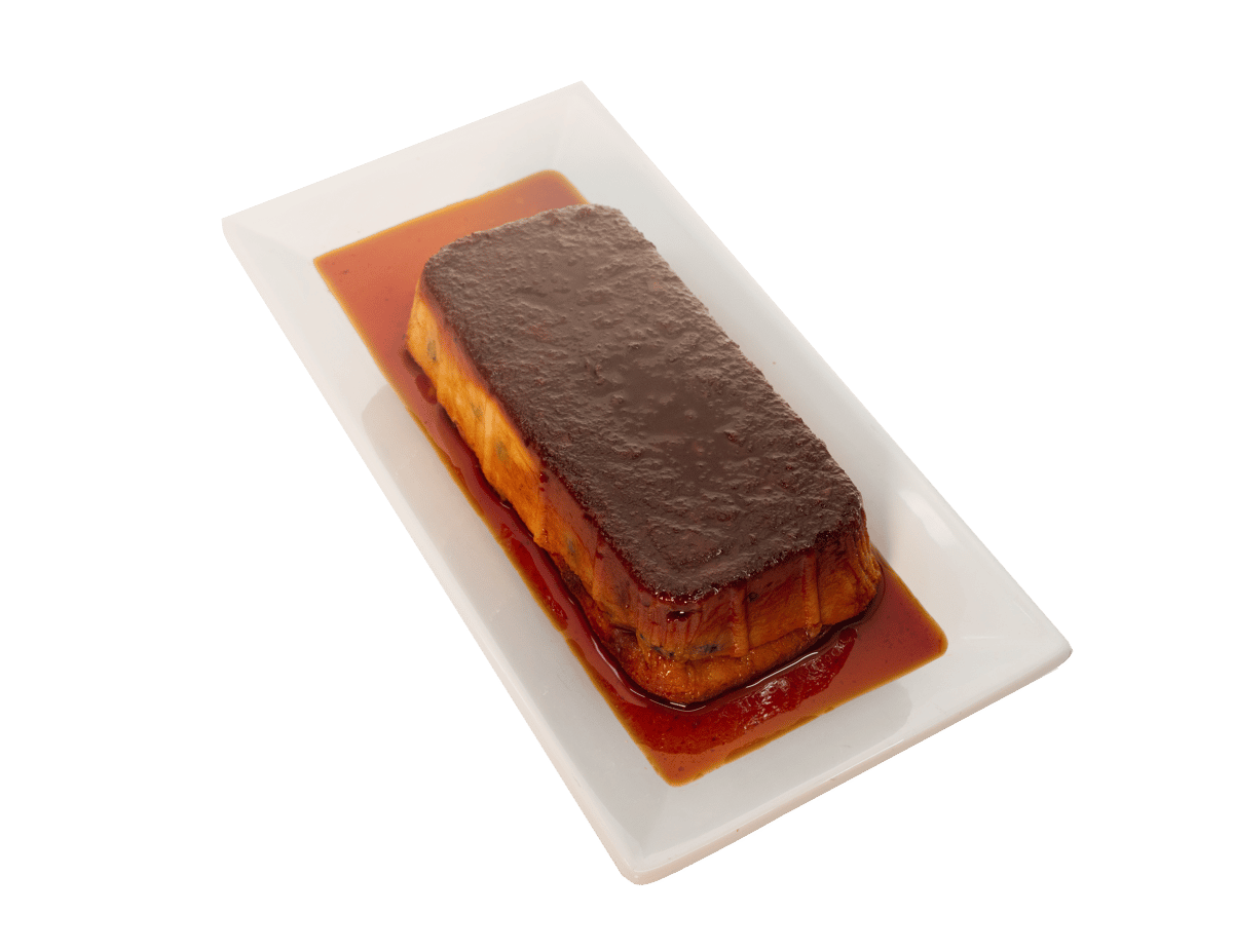 Bread Pudding serves (6-8 ppl)