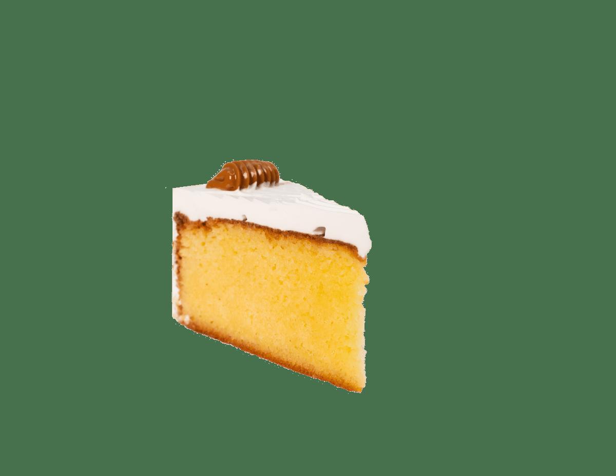 Slice Rum Cake