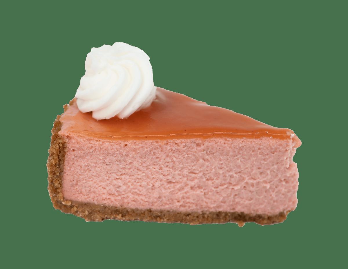 Slie Guava Cheesecake