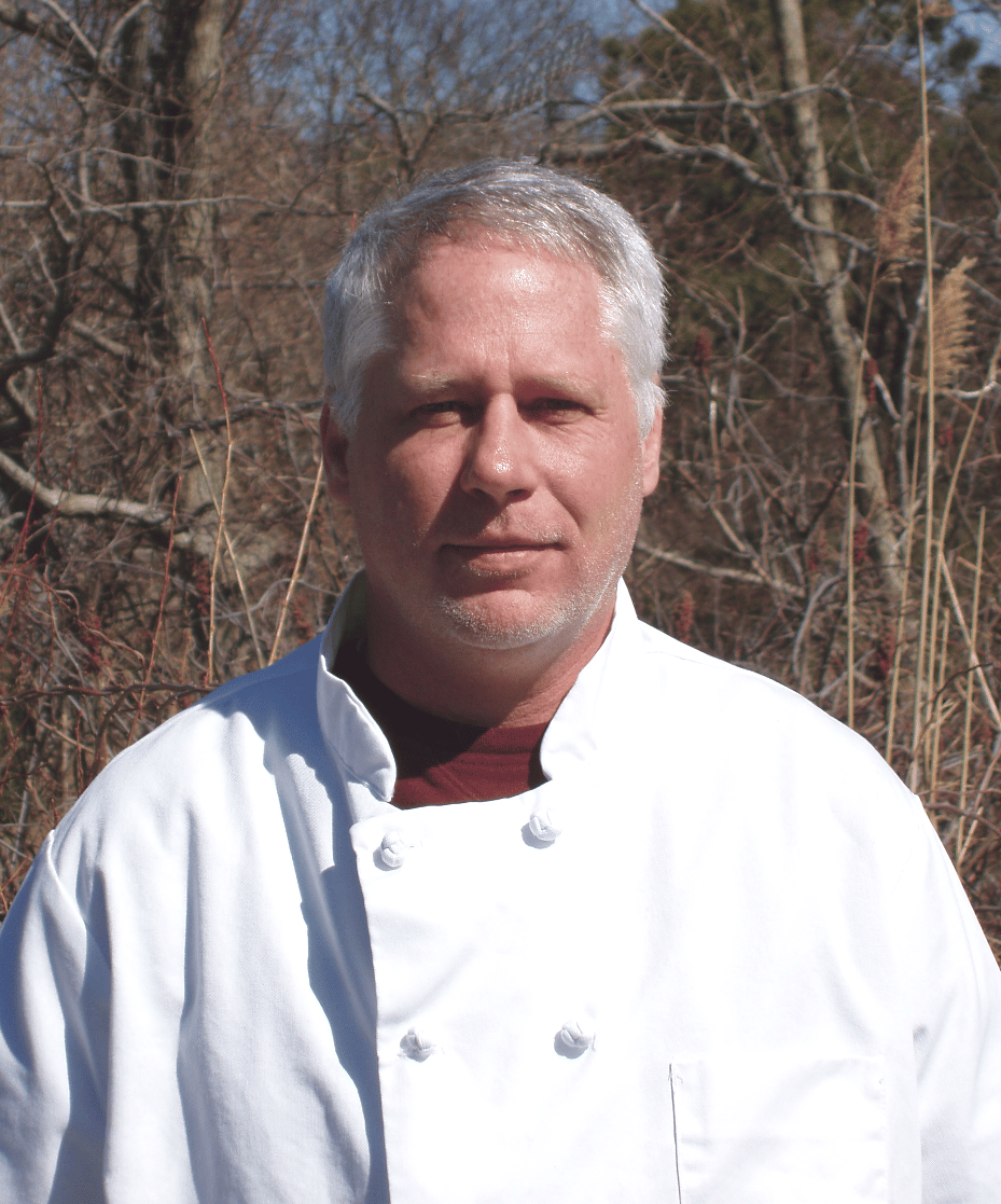 Executive Chef Jim O'Shea