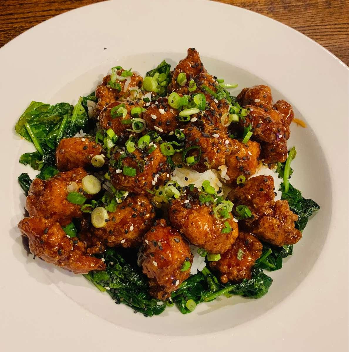 Tso's Rice Bowl