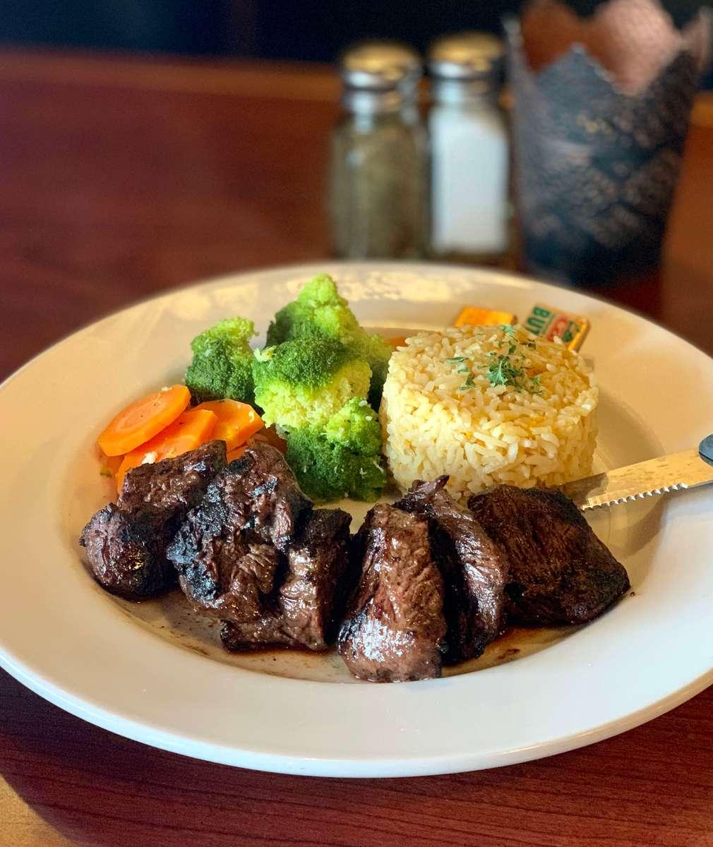Byrne's Steak Tips