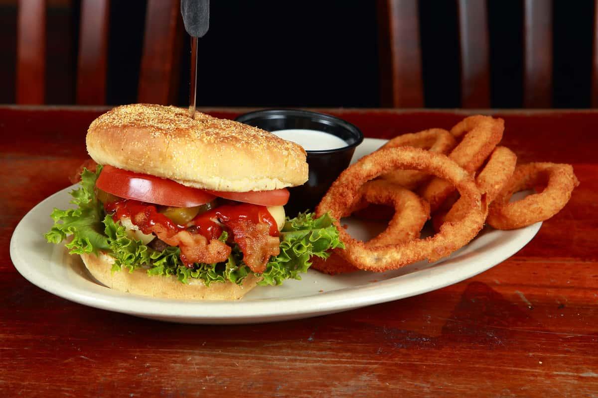 VFD #31 Firehouse Burger