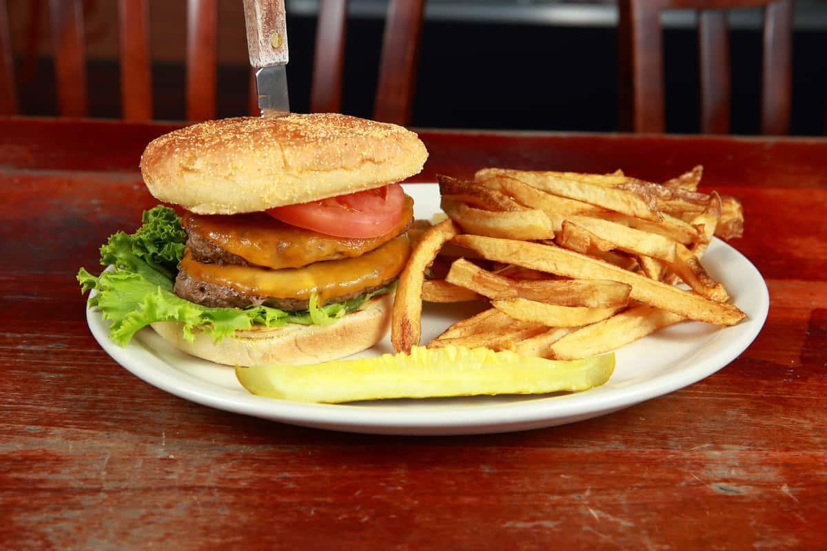 Pyle Burger