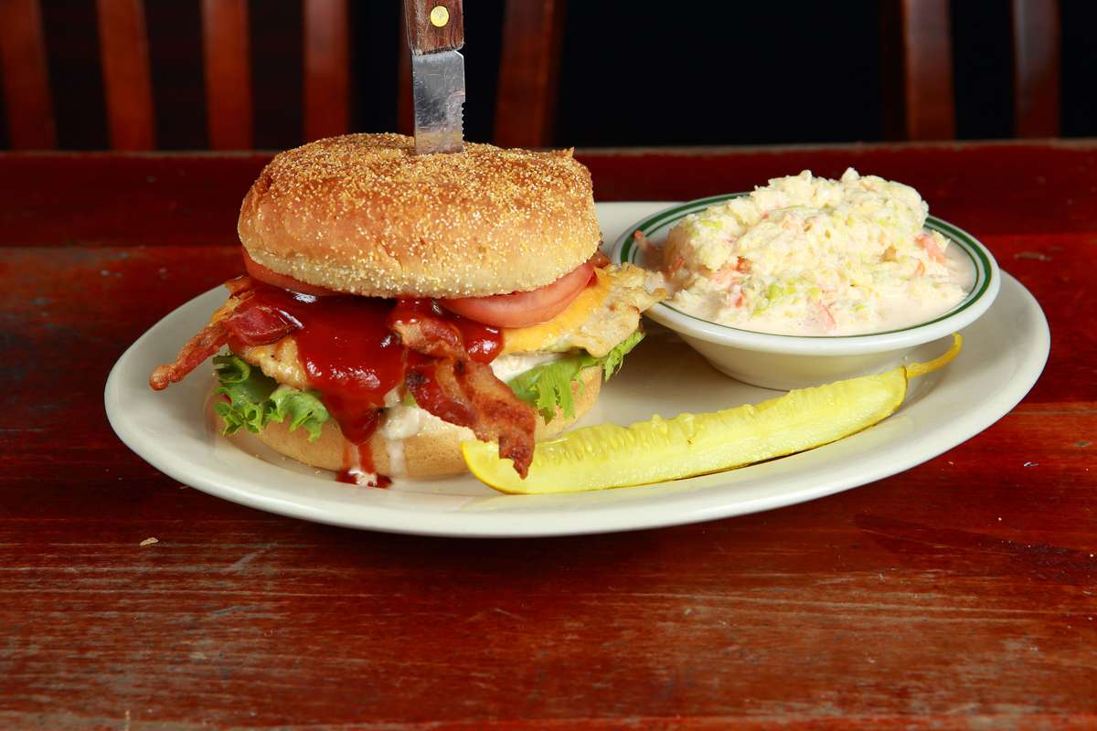Roadhouse Chicken Sandwich