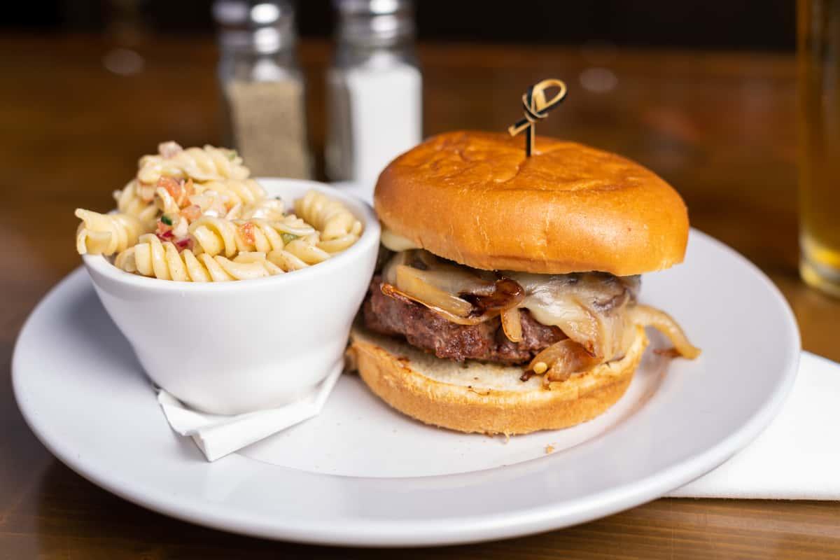 *The Dizzle Burger