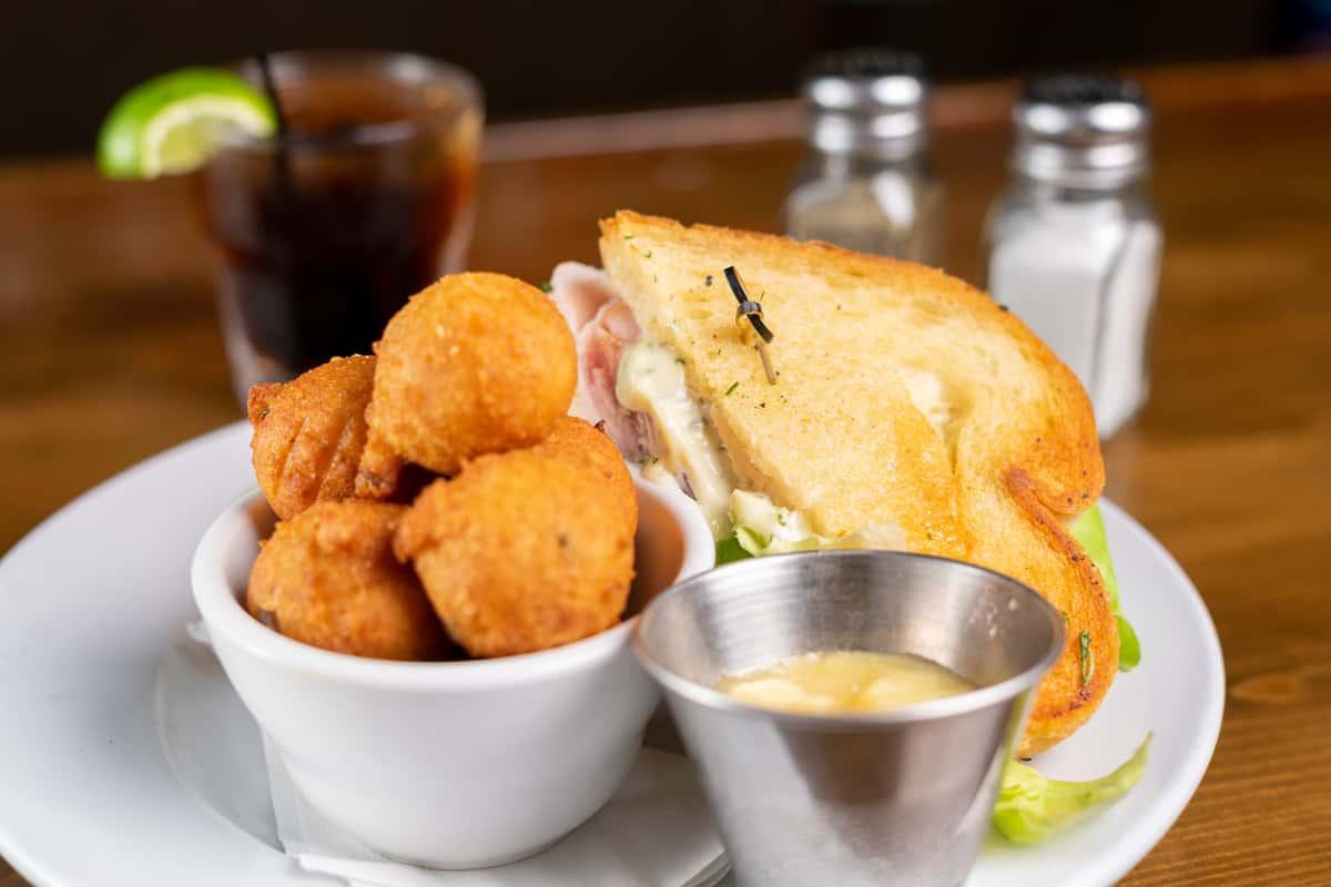 Queen City Club Sandwich