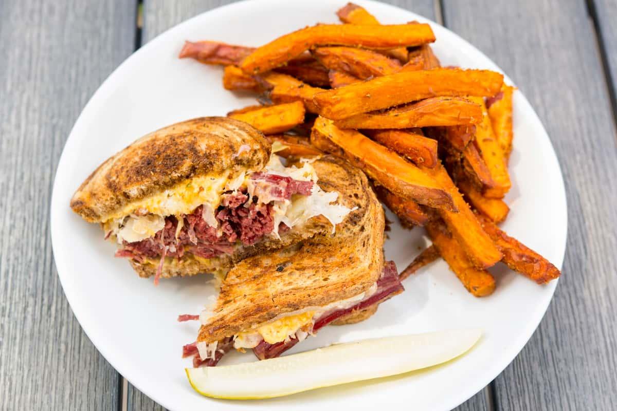 Sir Ruben's Sandwich