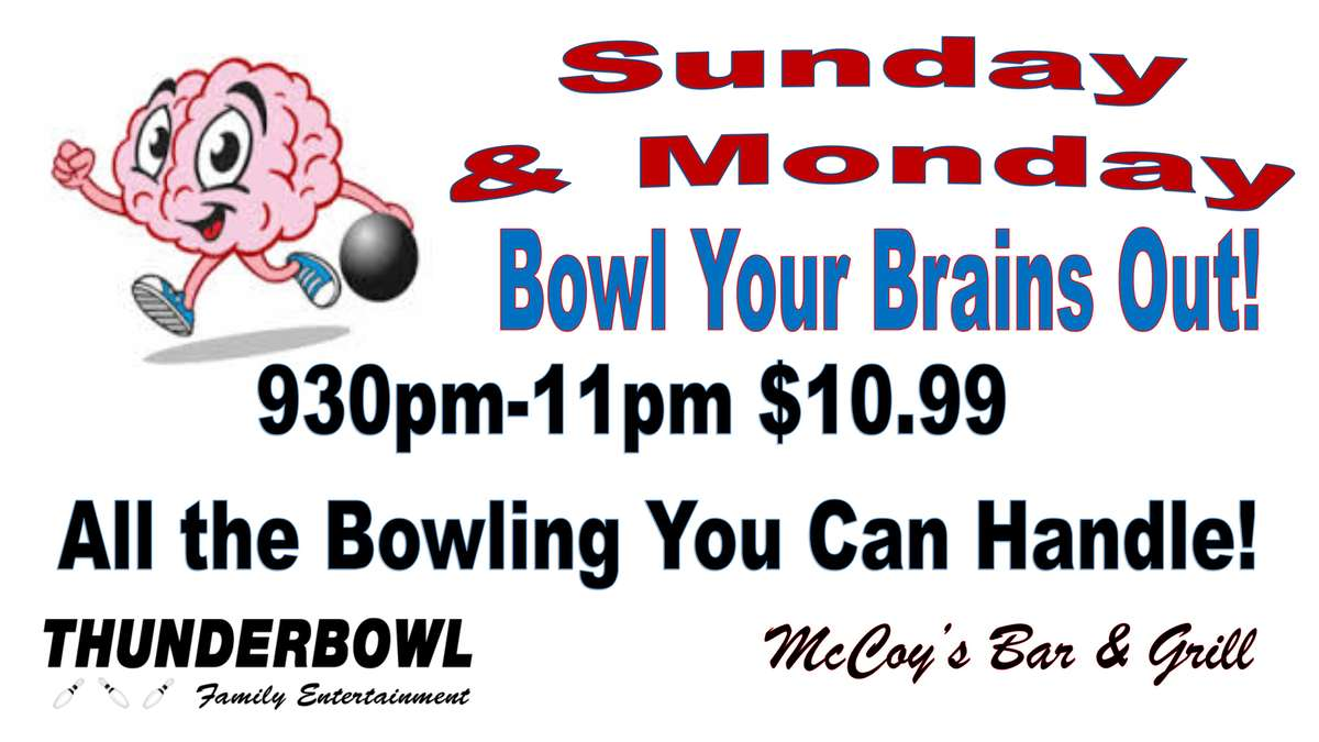 Bowl Your Brains Out!