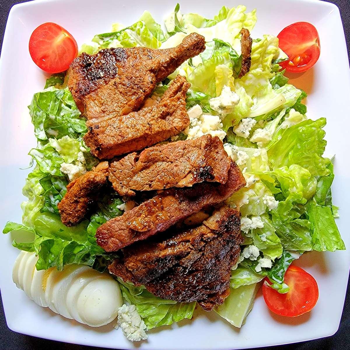 Black & Bleu Salad*