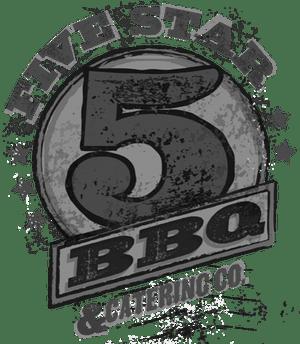Five Star BBQ Logo