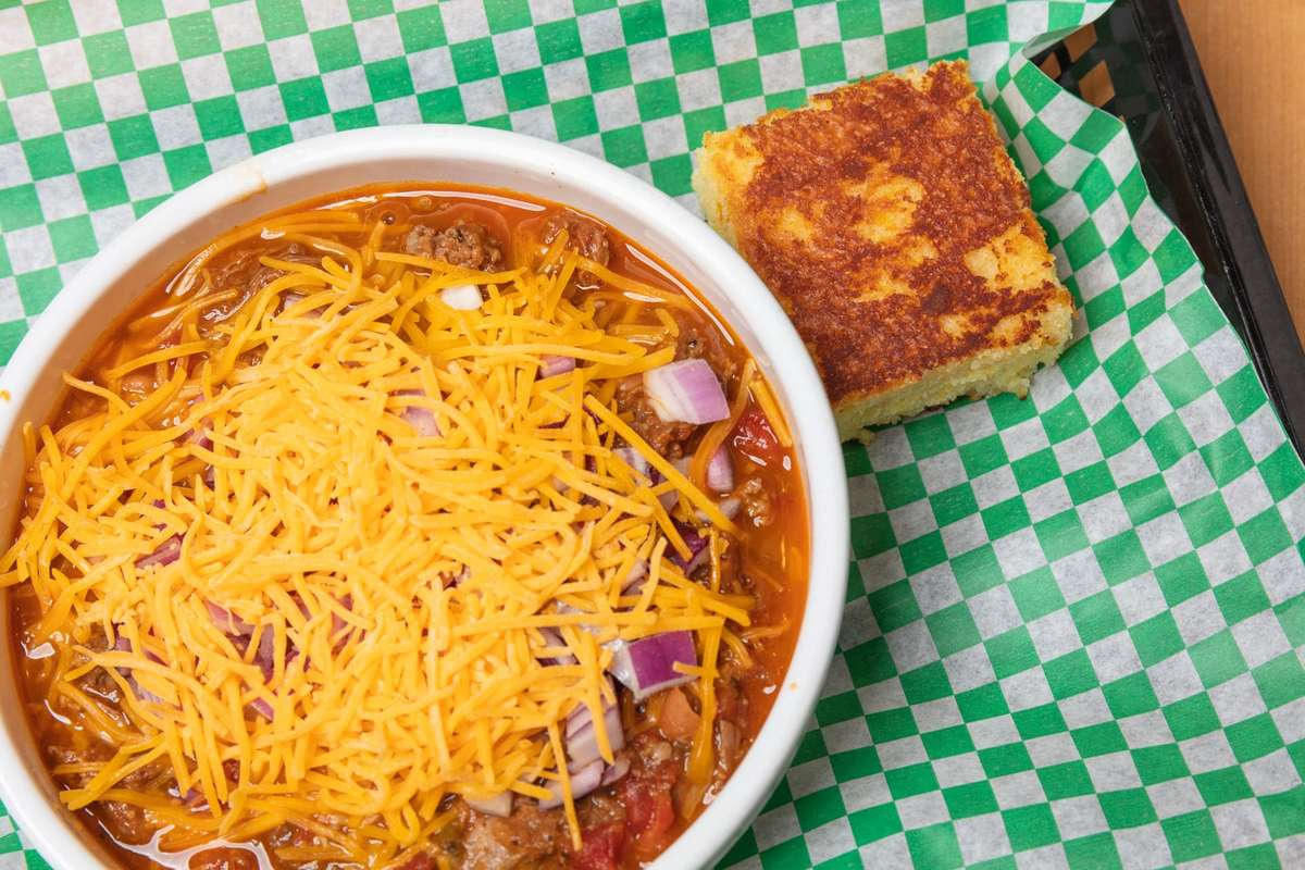 Cup of Soup or Chili