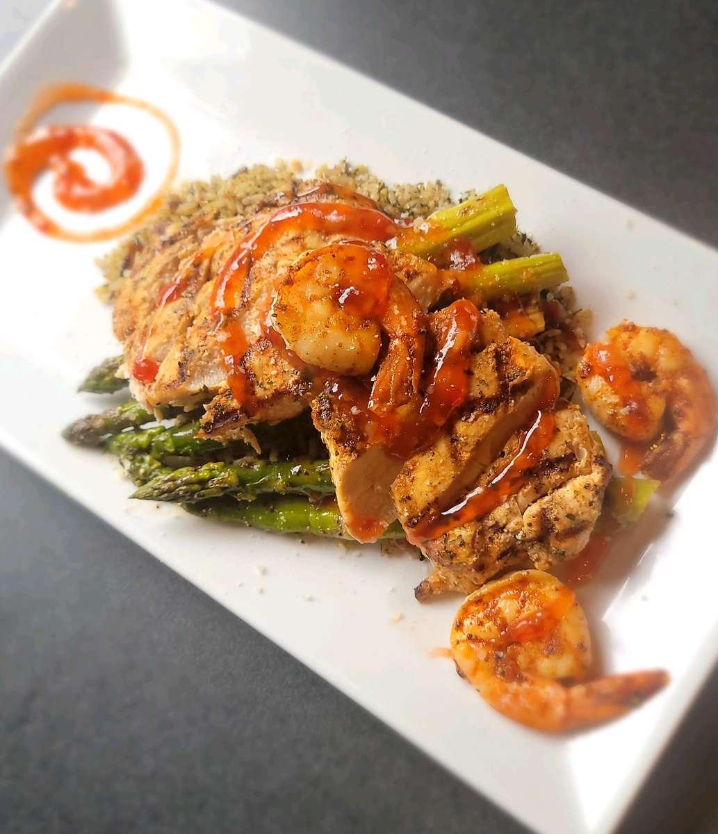 Fridays & Saturdays~Chef Cory's Creation