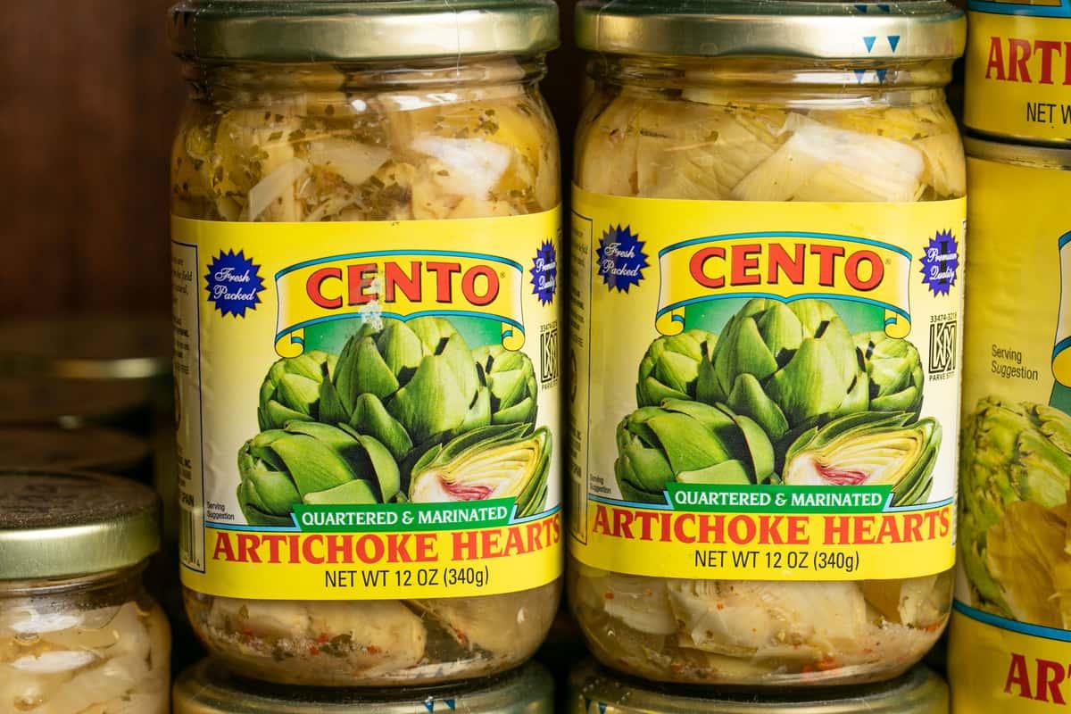 Cento Artichoke Hearts