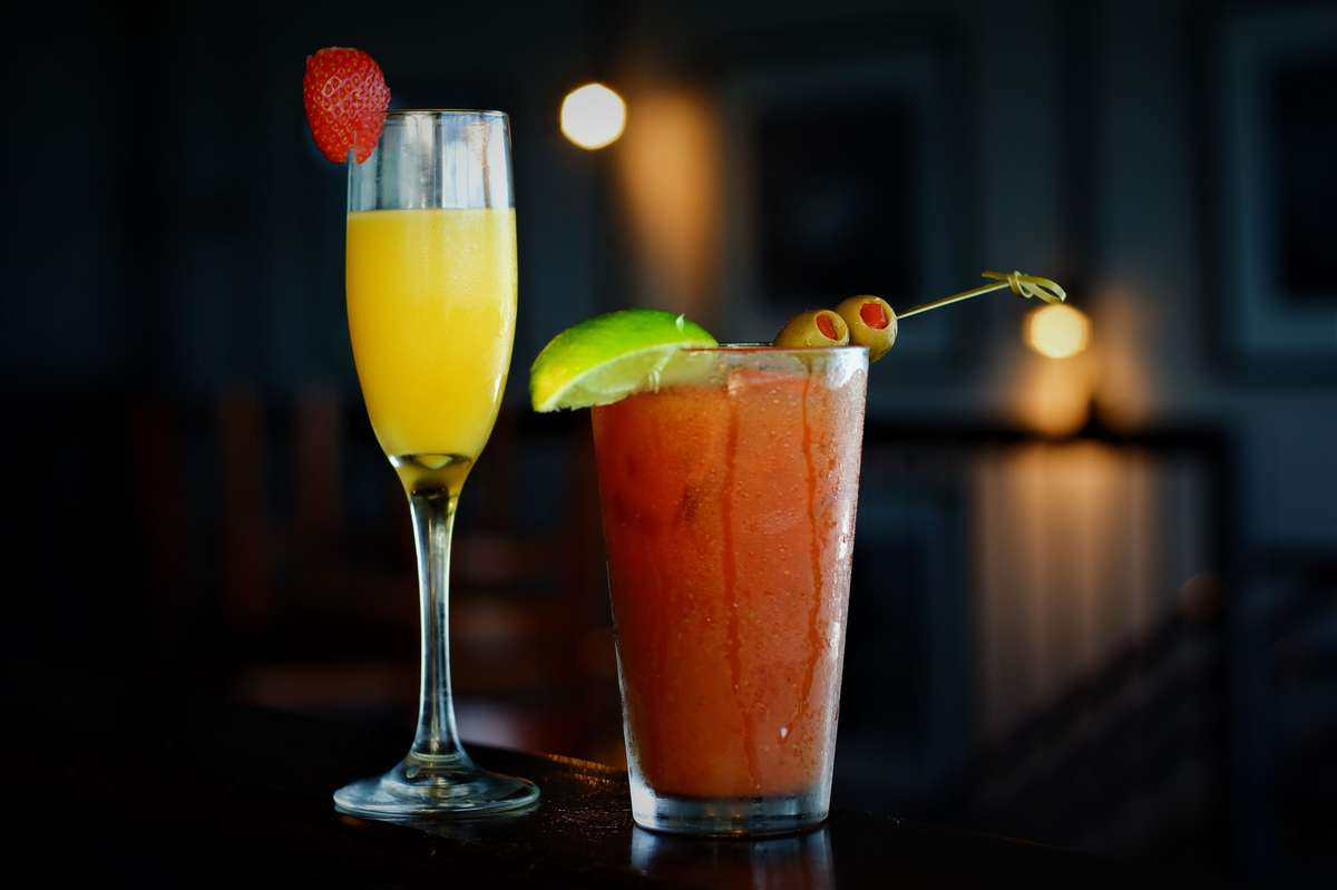 Mimosas & Bloody Mary's