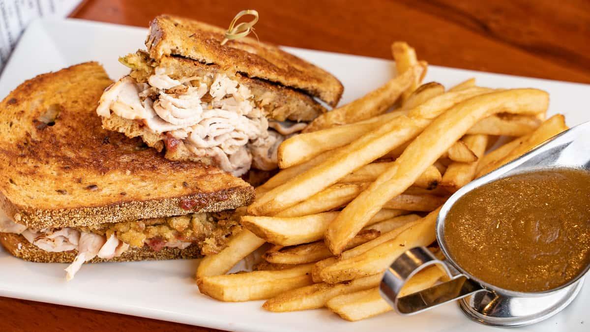 The Pilgrim Sandwich