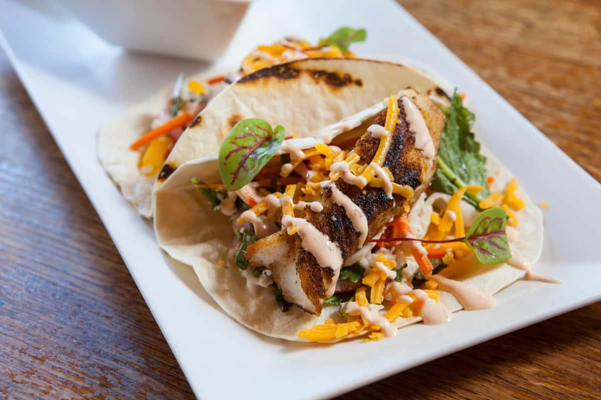 BBC Fish Tacos