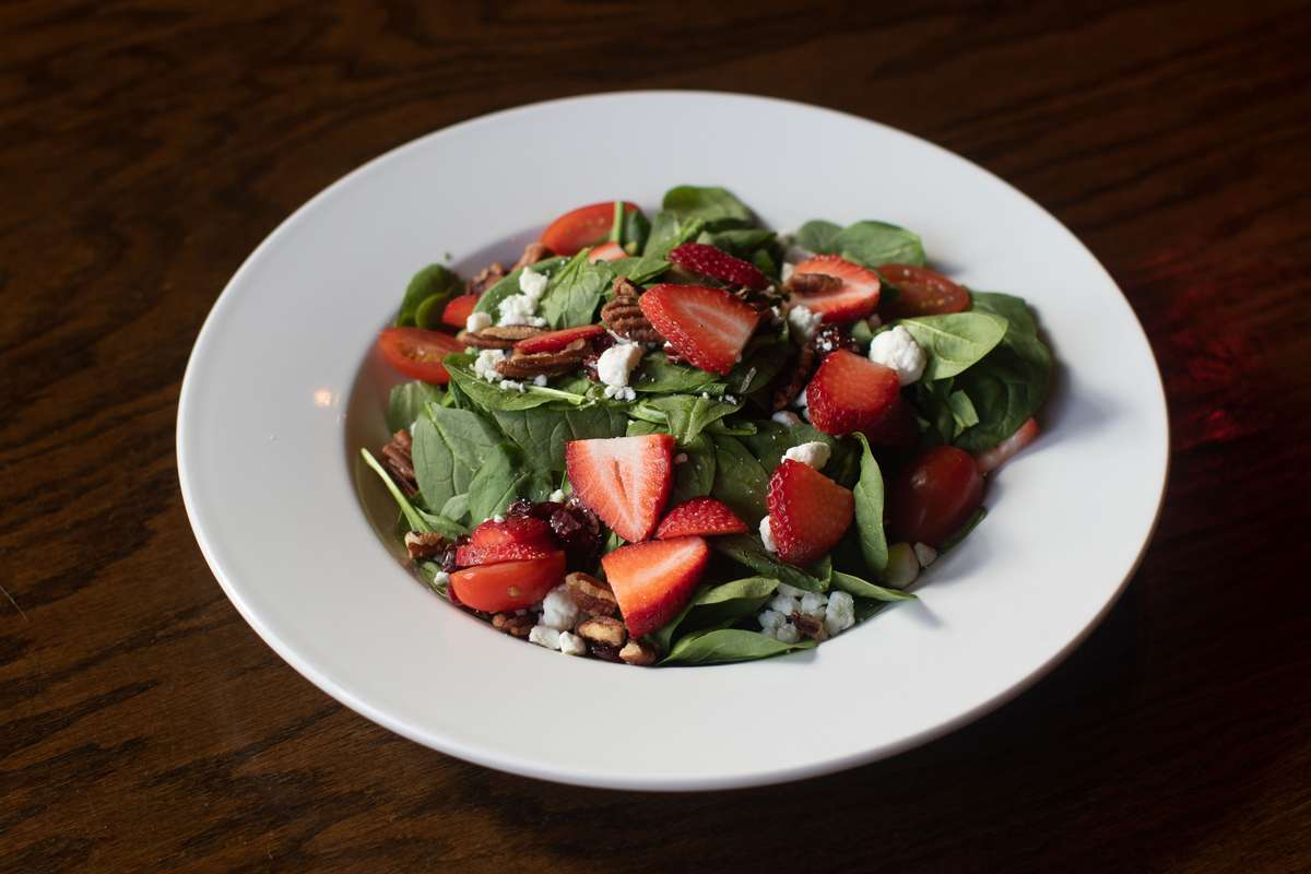Strawberry Fields Salad