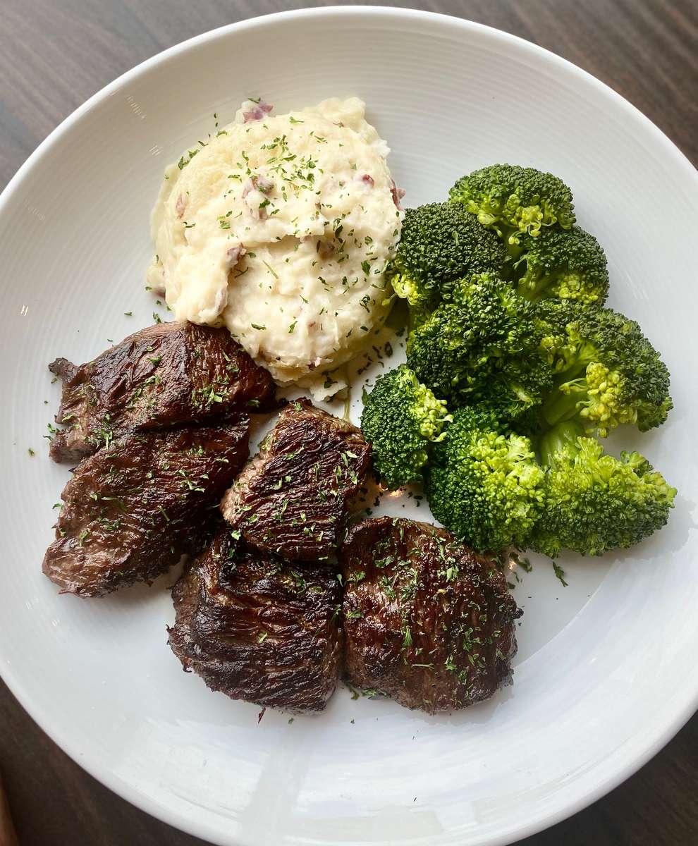 *Sirloin Steak Tips