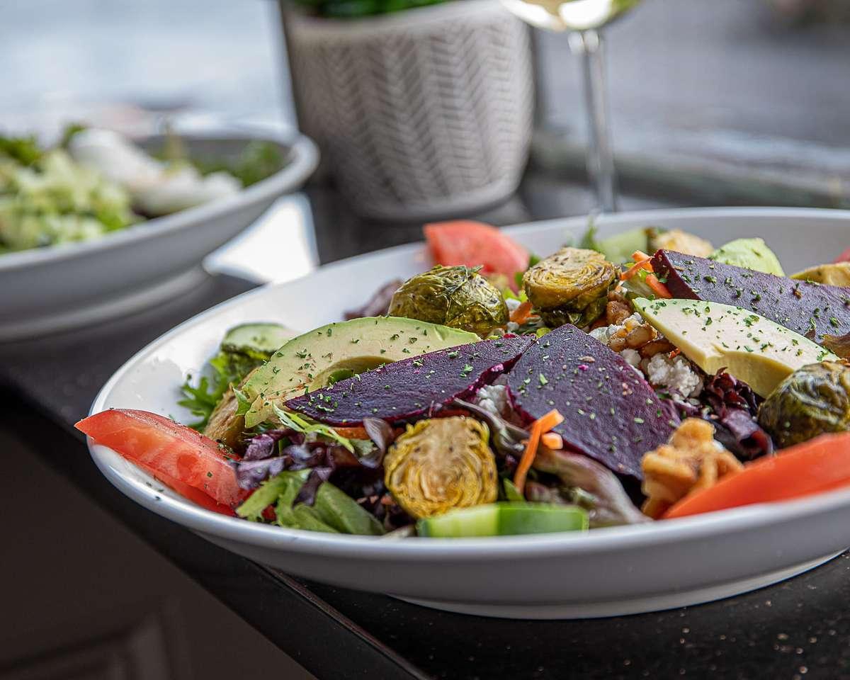 Isabela's Beet Salad