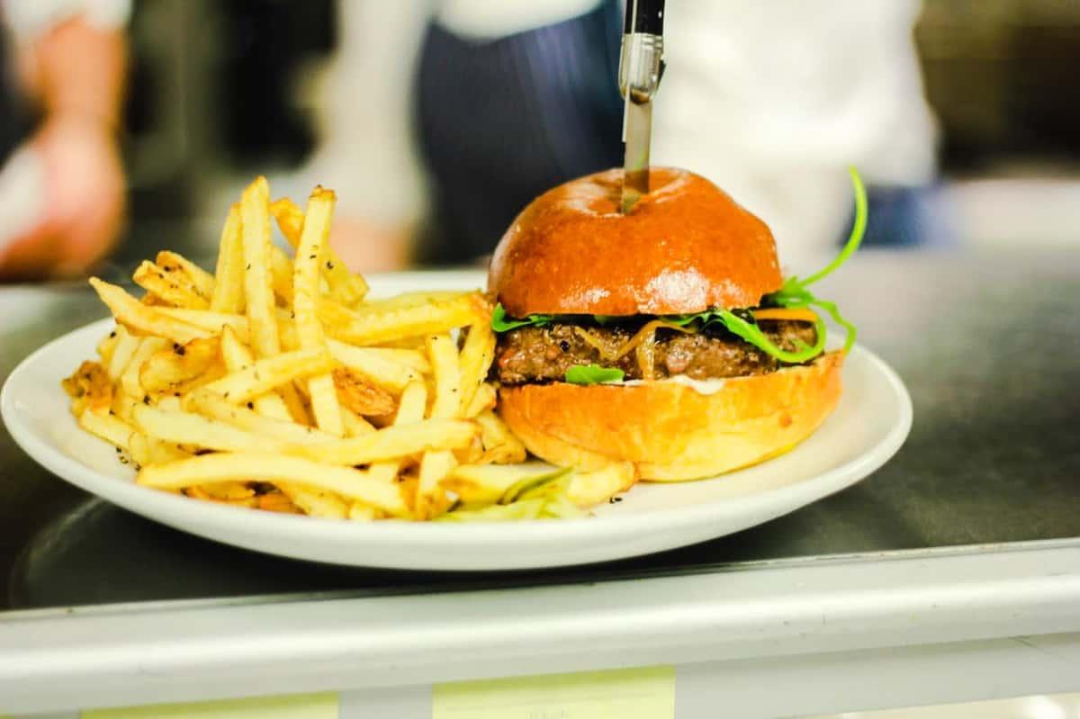 *Kobe Burger