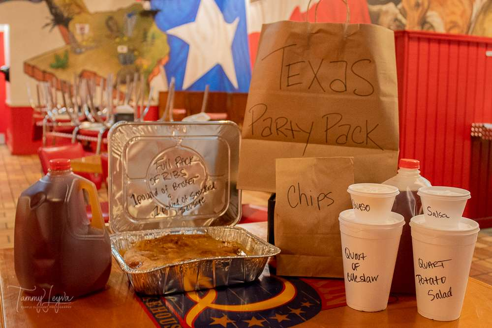 Texas Party Pack