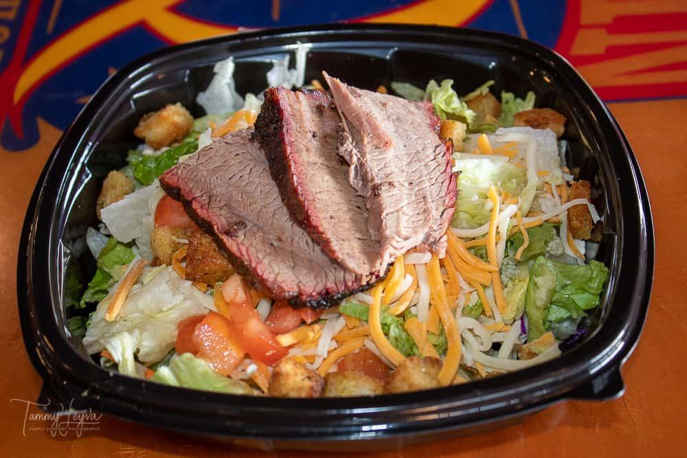 1 Meat Salad