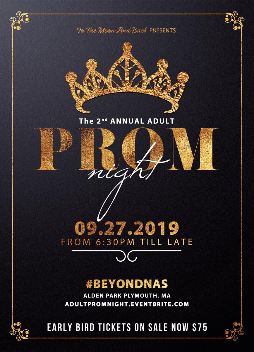prom advertisement