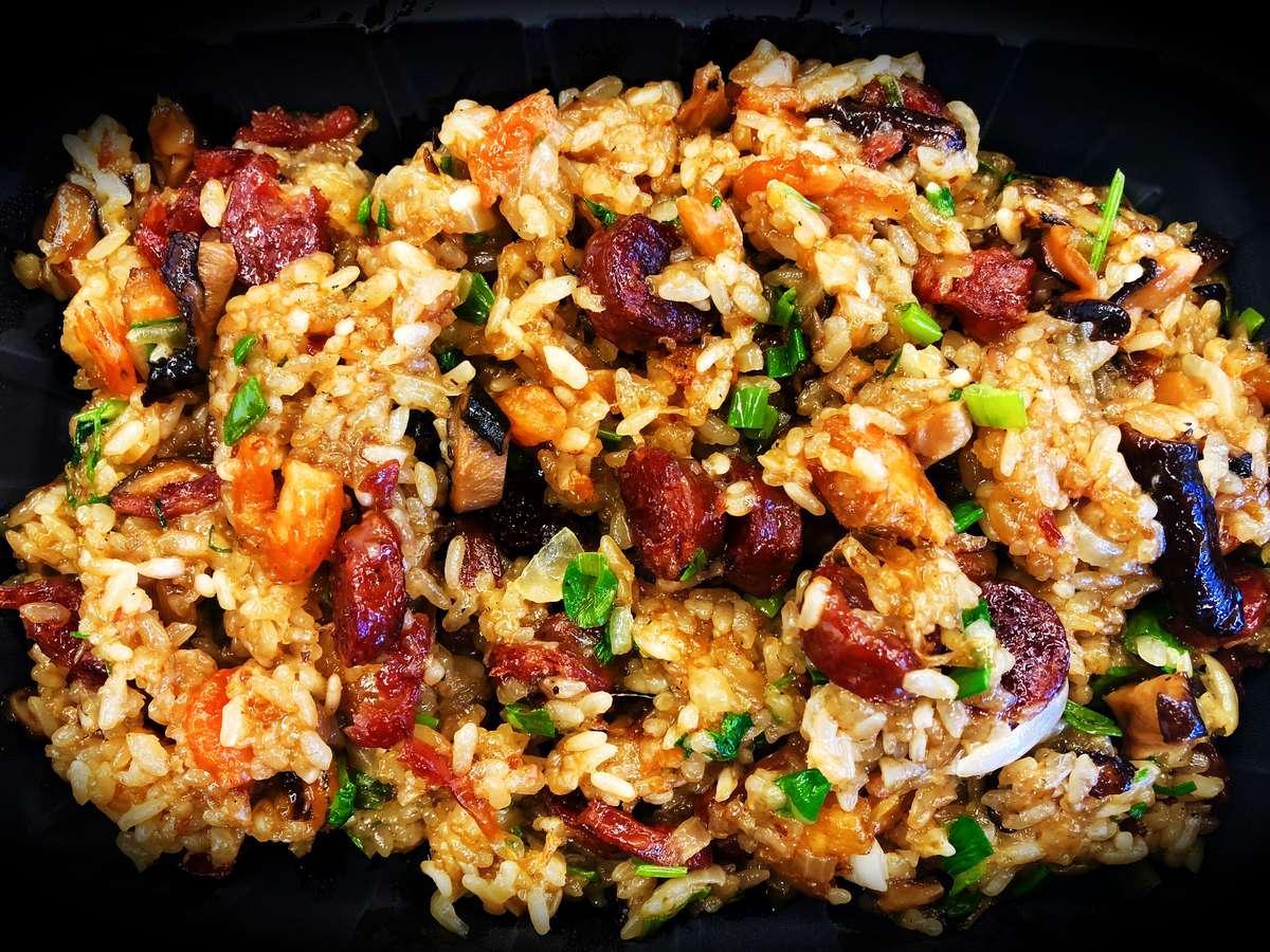 Lo Mai Fun (Sticky Rice)