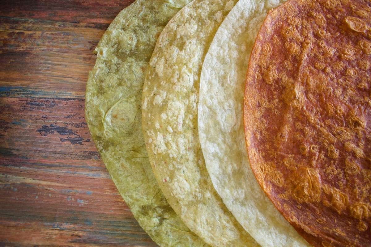 Flour Tortillas (6)