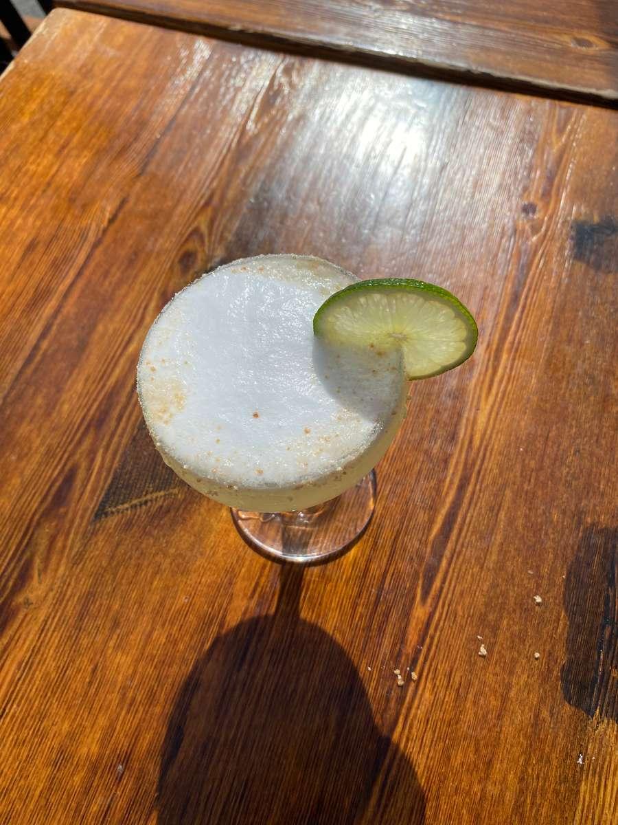 Key Lime Pietini