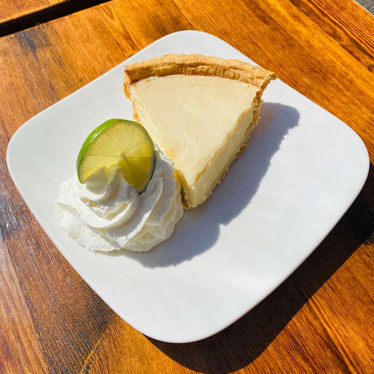 Tequi-Lime Pie