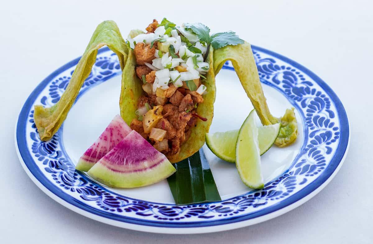 Taco Al Pastor