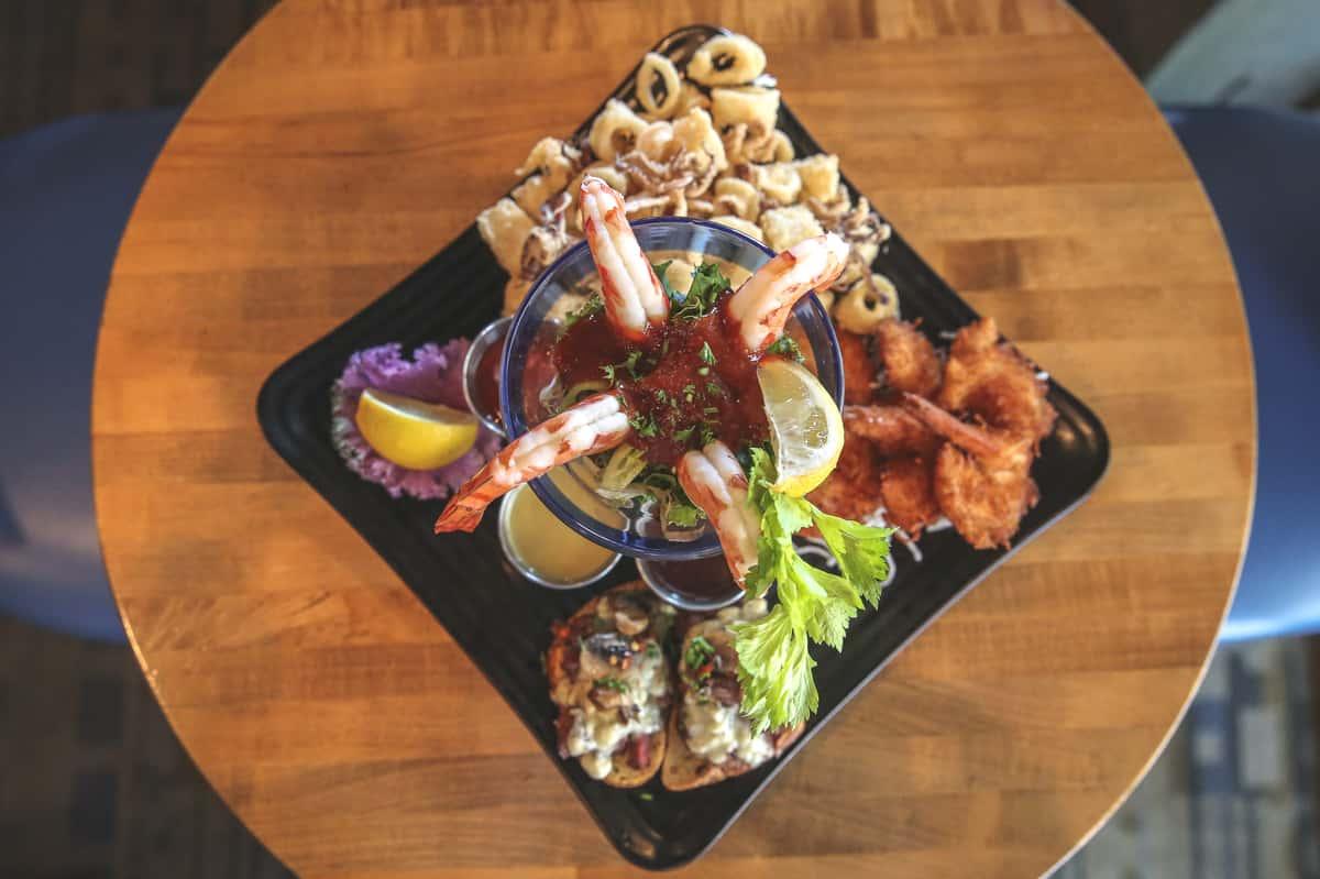 Aloha Platter
