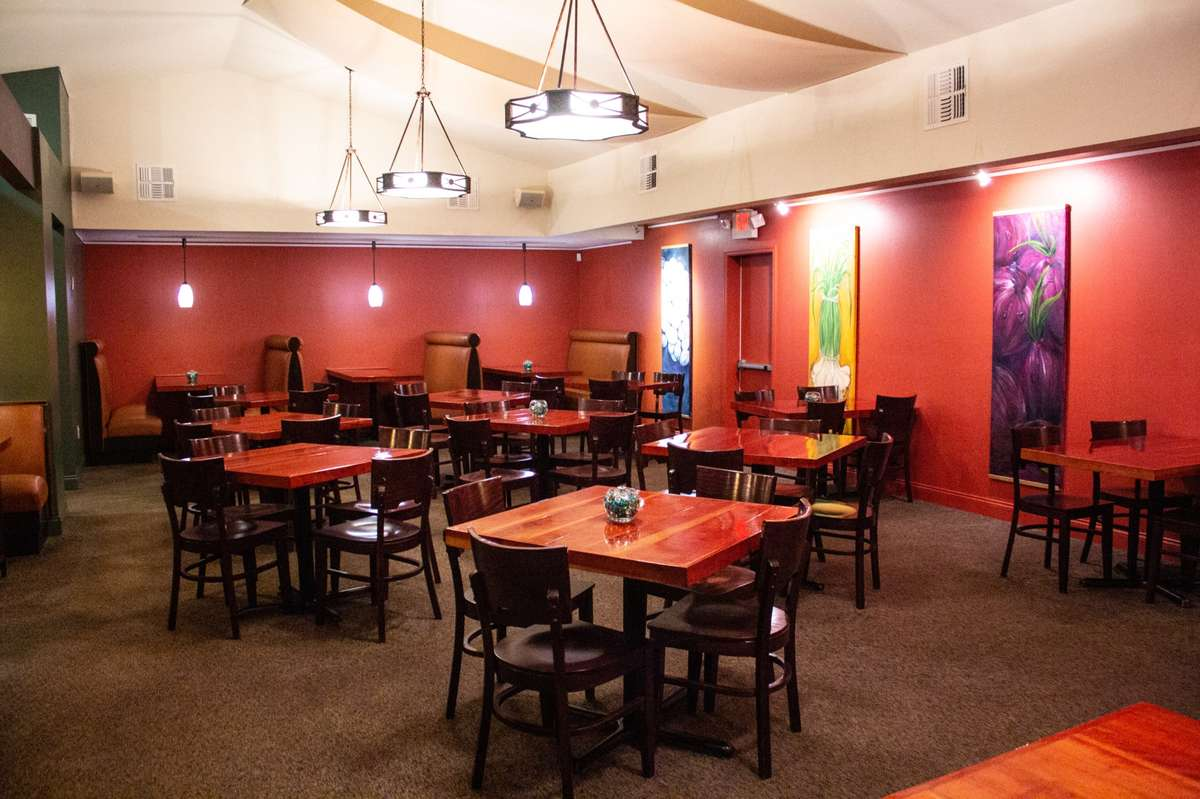 Main North Dining room