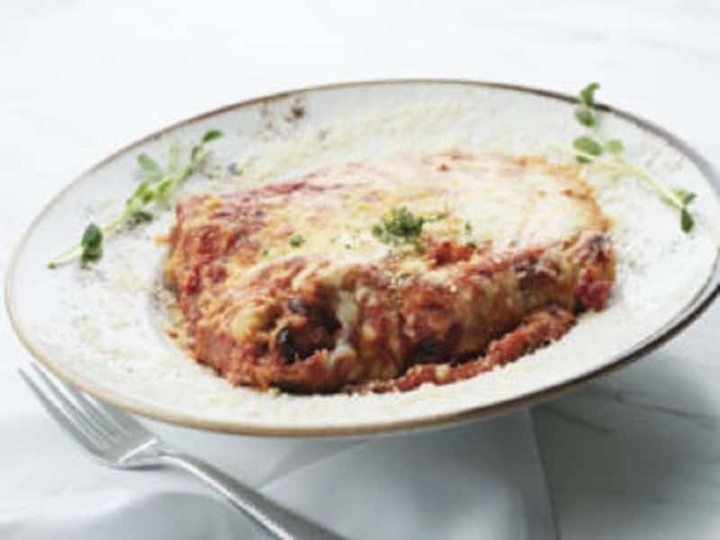 Eggplant Parmesan Catering