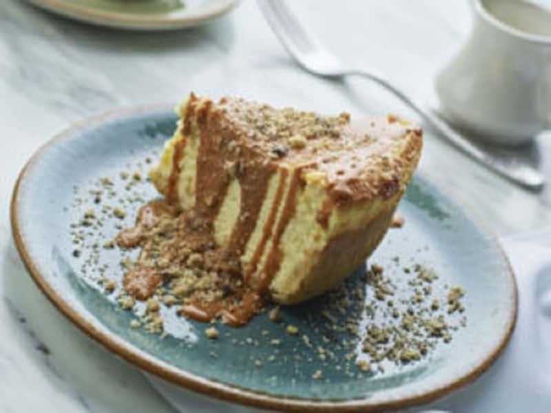 Dulce De Leche Cheese Cake Catering