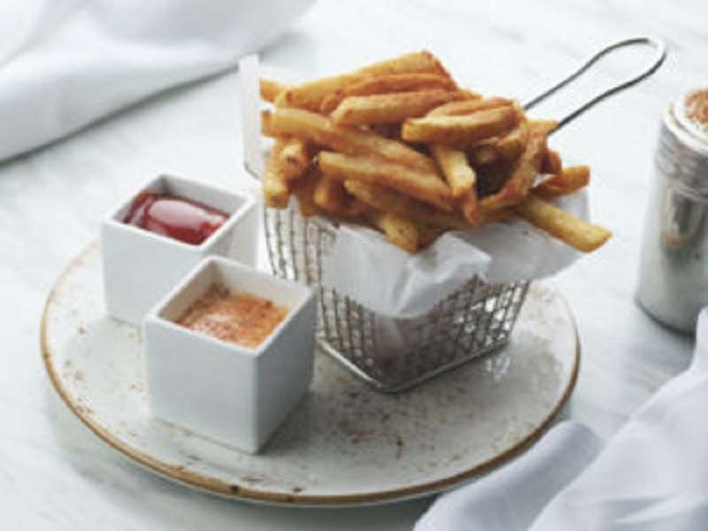 Spicy Fries Catering