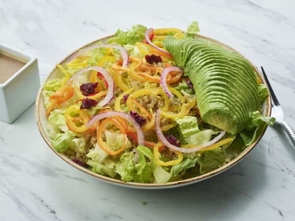 Primavera Quinoa Salad