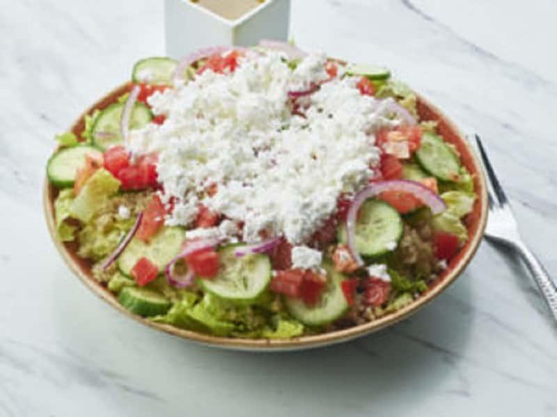 Mediterranean Quinoa Salad Catering
