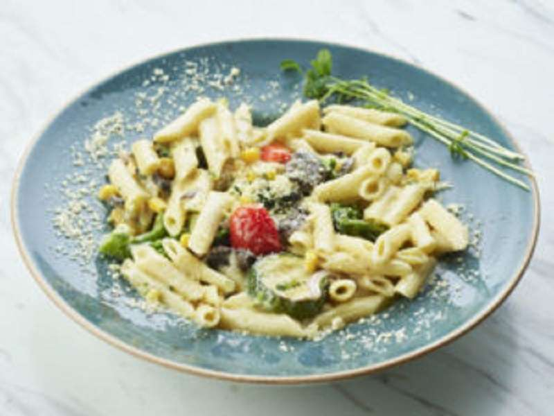 Vegetable Pasta Catering