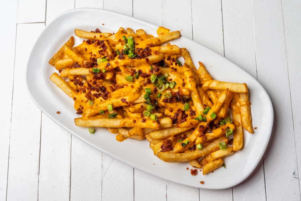 Tavern Cheese Fries