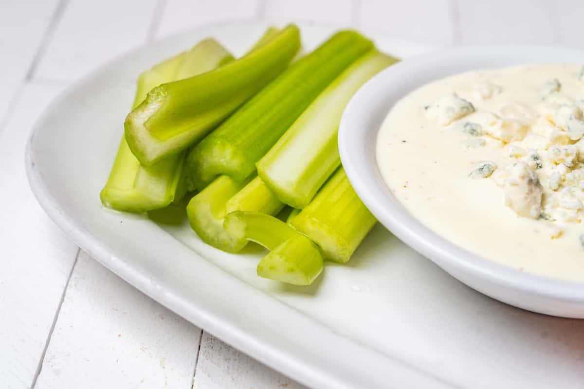 Side of Celery