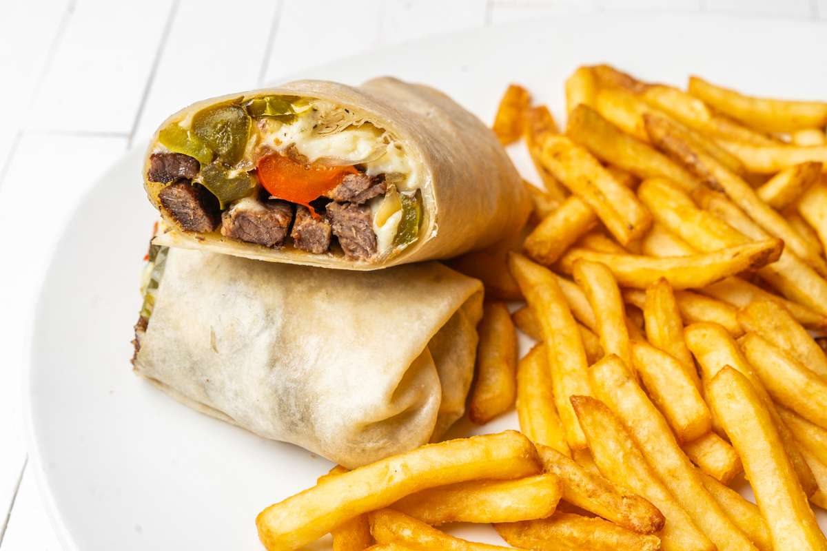 Ribeye Steak Wrap
