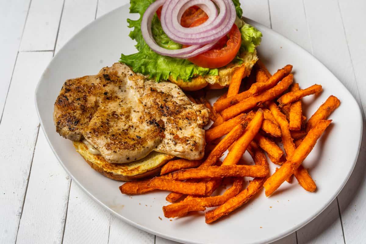 Chicken Breast Sandwich