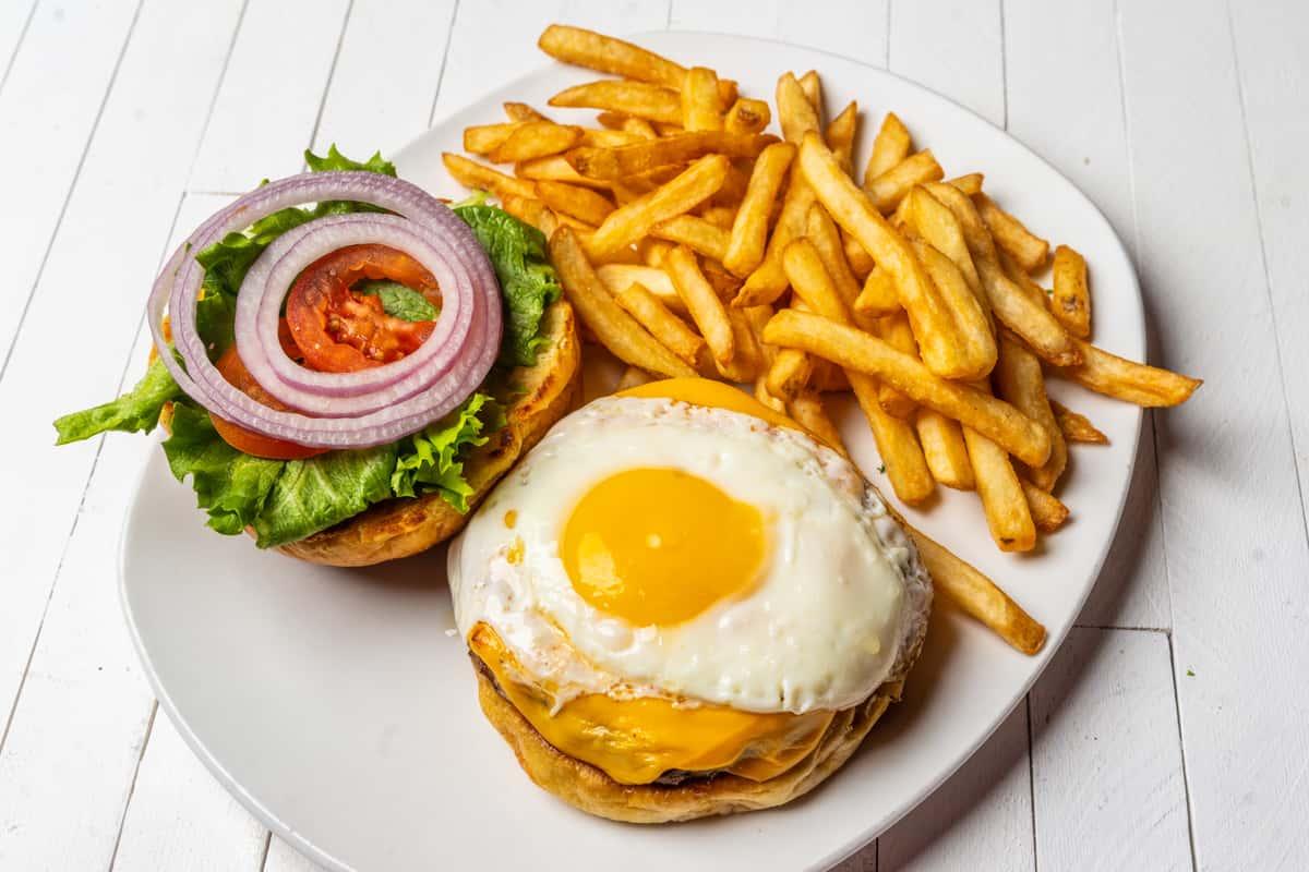 Sunny Side Burger