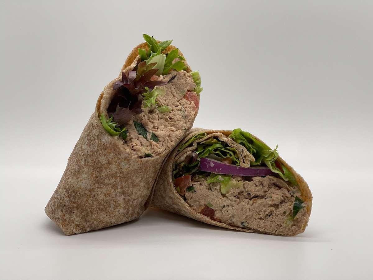 Tuna Salad Wrap