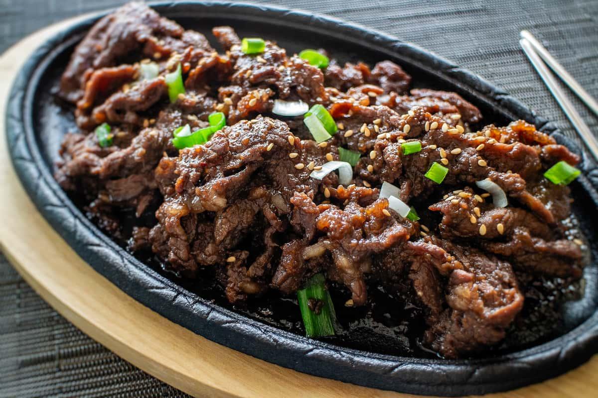 L2 Beef Bulgogi /불고기/