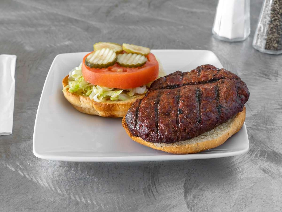 BBQ Smoked House Burger