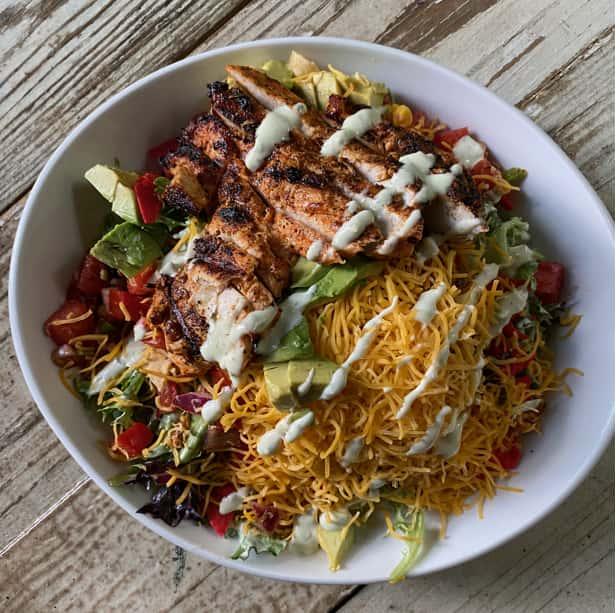 Bayou Salad
